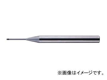 日立ツール/HITACHI エポックCBNスーパーボールエンドミル ファイン(F)刃型 0.6×50mm CBN-EPSB2006-3-F