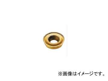 日立ツール/HITACHI フライス切削用インサート RDHW10T3M0TN コーティング:JXコート(JX1045) 1ケース(10個入)