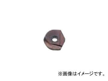 日立ツール/HITACHI フライス切削用インサート ZPFG080 コーティング:Cコート(PCA08M) 1ケース(10個入)