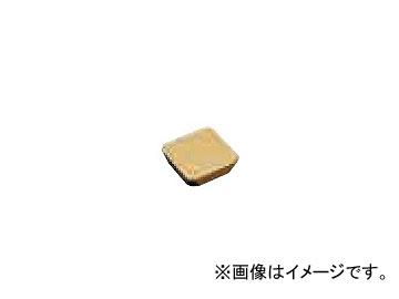 日立ツール/HITACHI フライス切削用インサート SDE42FN-G9 コーティング:Cコート(CY100H) 1ケース(10個入)