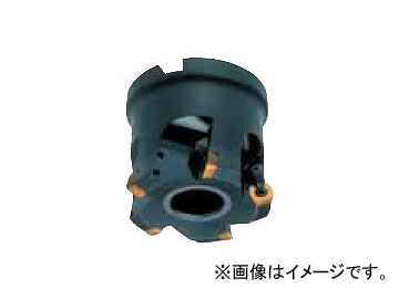 日立ツール/HITACHIアルファ高送りラジアスミル4コーナASRF形ボアタイプ内径インチサイズ63×50mmASRF4063R-4