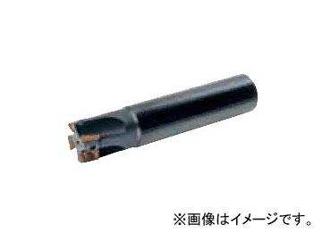 日立ツール/HITACHI アルファ超快削エンドミル AHU形 ロングシャンク形 形状B 40×220mm AHUL1540R-5