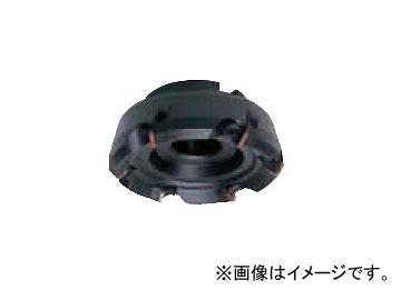 日立ツール/HITACHI アルファ45フェースミル A45D形 Fig-1 80×50mm A45D-4080R