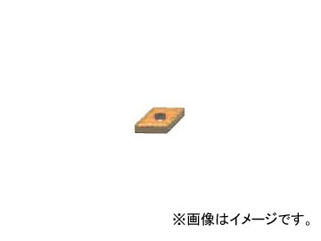日立ツール/HITACHI 55°ひし形インサート 穴径5.16mm DNMG150412-AB 1ケース(10個入)