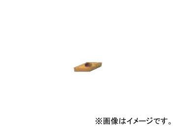 日立ツール/HITACHI 35°ひし形インサート 穴径4.4mm VBMT160404-JQ ノンコート:サーメット(CH550) 1ケース(10個入)