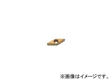 日立ツール/HITACHI 35°ひし形インサート 穴径4.4mm VCMT160408-JE コーティング:超硬(GM25) 1ケース(10個入)