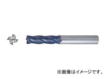 日立ツール/HITACHI ESM-Cコートラフィングエンドミル レギュラー刃長 30×80×160mm ESMQR30