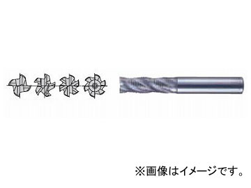 日立ツール/HITACHI ラフィングエンドミル レギュラー刃長 45×110×200mm HQR45
