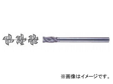 日立ツール/HITACHI ラフィングエンドミル ロングシャンク 22×40×225mm HQLS22