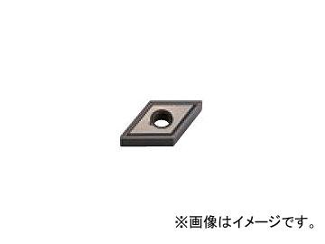 日立ツール/HITACHI 旋削用インサート(ネガタイプ) Vブレーカ全周タイプ DNMG150404-V コーティング:強靭性・耐熱亀裂性(HX3515) 1ケース(10個入)