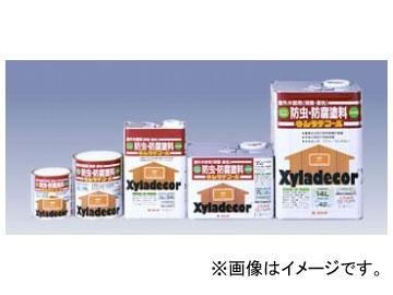 日本に 防虫・防腐塗料 キシラデコール 14L:オートパーツエージェンシー カンペハピオ/KanpeHapio-DIY・工具