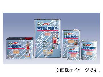 カンペハピオ/KanpeHapio 木材防腐剤 新・ウッドケア 油性 3.4L 入数:4缶
