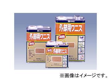 カンペハピオ/KanpeHapio 油性 外部用ワニス とうめい 0.7L 入数:10缶