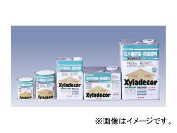 カンペハピオ/KanpeHapio 白木用防虫・防腐塗料 キシラデコール白木やすらぎ 7L