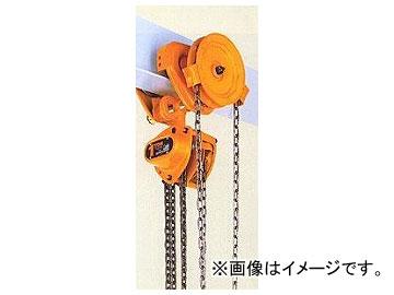 キトー/KITO マイティ M3形 ギヤードトロリ結合形 1.5t×2.5m CBSG015