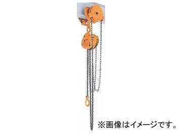 キトー/KITO ハンディーブロック ギヤードトロリ結合形 1.5t×2.5m CFFG015