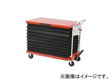 東正車輌/TOSEI 油圧・足踏式リフター ジャバラ GLH-500SJ