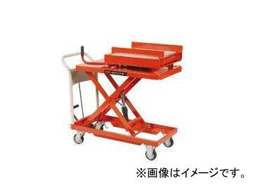 東正車輌/TOSEI 油圧・足踏式リフター ローラーコンベヤターンテーブル GLH-400TR
