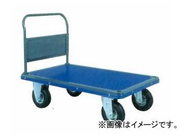 東正車輌/TOSEI プレス運搬車 固定ハンドル 空気入りタイヤ IK-502AR