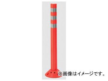 ユニット/UNIT ポストフレックス(接着タイプ) 大 オレンジ 品番:835-322