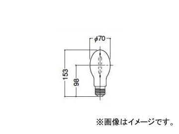 岩崎電気 アイ サンルクスエース 70W 透明形 NH70N
