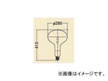岩崎電気 アイ 水銀ランプ R形パワーデラックス 700W 反射形(蛍光形) HRF700X