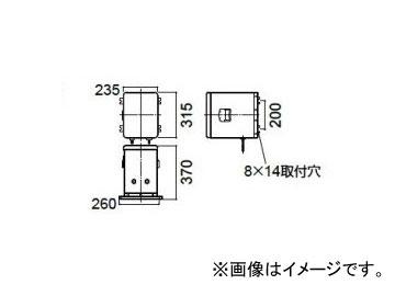 岩崎電気 アイ 水銀ランプ用安定器 2000W用 定電力形1灯用 200V H20BRC2A(B)