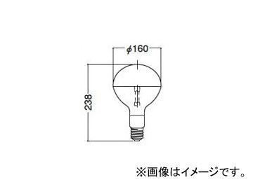 岩崎電気 アイ セルフバラスト水銀ランプ 250W 反射形(拡散形) 105V BHRF100/110V250WH