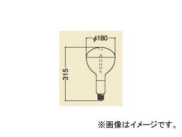 岩崎電気 アイ セルフバラスト水銀ランプ 750W 反射形(拡散形) 200V BHRF200V750W