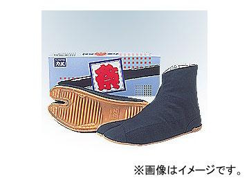 力王/RIKIO 祭たび クッションマジック 黒生地 5枚タイプ F5MSP 22.5~28.0cm 入数:30足~