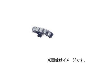 2輪 POSH Faith ユーロタイプテールランプユニット フルクリアー/ブラック 028390-CB ヤマハ マジェスティ250/C 2000年~2006年