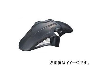 2輪 POSH Faith 3D-TECH フロントフェンダー カーボン 072106-CB カワサキ ZRX1100/1200 ~2008年