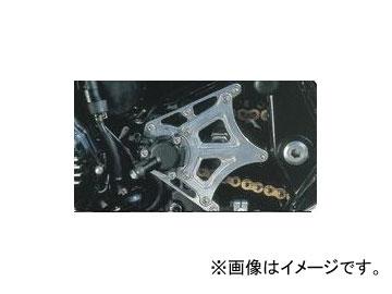 2輪 POSH Faith スプロケットカバー withクラッチピストンベース シルバー 071201-03 カワサキ ZRX1100/1200 ~2008年
