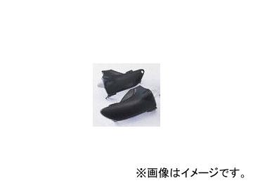 2輪 POSH Faith Z IIタイプサイドカバー ブラックゲルコート 031200-BG カワサキ ゼファー400/χ
