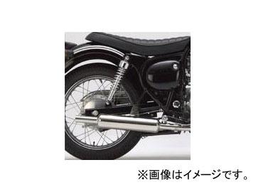 2輪 POSH Faith PCMマフラー(スリップオン) キャブトンタイプ 016151-CA カワサキ エストレア/RS ~2006年