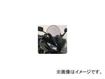 2輪 POSH Faith Ermax Aeromaxスクリーン スタンダードタイプ 形状:10cmロング ヤマハ FZ6 フェザー S2 2007年~2008年