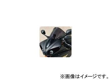 2輪 POSH Faith Ermax Aeromaxスクリーン スタンダードタイプ 形状:5cmロング ヤマハ YZF-R1 2009年~2010年