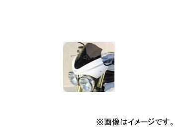 2輪 POSH Faith Ermax TdF メーターバイザー カウル部カラー:イエロー トライアンフ 1050 スピードトリプル 2005年~2009年