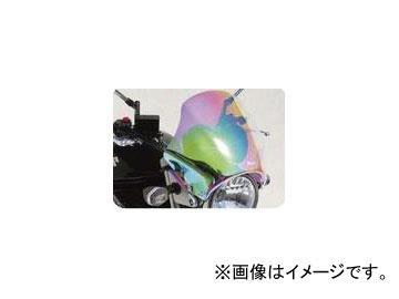 2輪 POSH Faith Ermax アルマックスユニバーサルメーターバイザー NASTY イリジウム 900110-IR