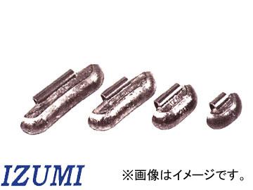 泉産業貿易/IZUMI バランスウエイト 打込み式 スチールホイール用 バルクパック入 PS-40G 入数:40g×400