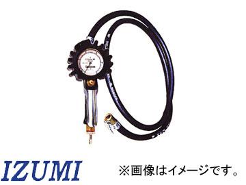 泉産業貿易/IZUMI インフレーターゲージ(測定/充填/調整) ユーロダイモゲージ WD-1975