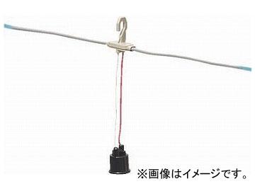 未来工業/MIRAI 連結防水ソケット ベークライトソケット ソケット24個 LBS-24B 250mm