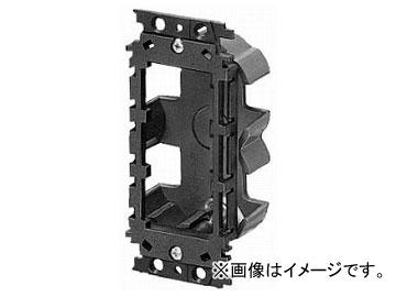 未来工業/MIRAI プラ枠付きパネルボックス(あと付はさみボックス) 4~22mm迄 SBP-1X 110×46mm 入数:40個