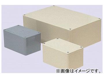 未来工業/MIRAI プールボックス 長方形<ノック無> 400×200×80mm