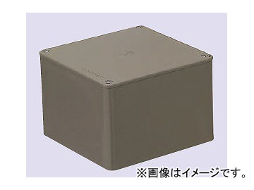 未来工業/MIRAI プールボックス 正方形<ノック無> 250×250×200mm