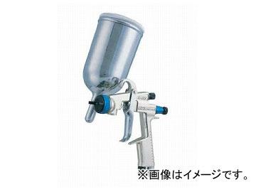 近畿製作所/KINKI 軽量・低圧スプレーガン 重力式 口径1.3mm K-IXS-13GW