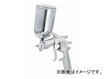 近畿製作所/KINKI Wシリーズスプレーガン ウレタン・メタリック仕上 重力式 口径1.3mm CREAMY(KL)63AS-13W