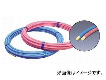 未来工業/MIRAI ポリブテン管・被覆 発泡被覆5mm厚 φ24mm×60m