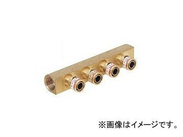 未来工業/MIRAI 連鋳アダプターヘッダー Wタイプ(40mmピッチ) WGSH-5PN10 209mm 継手数:5