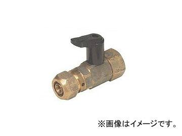 未来工業/MIRAI バルブ付ユニオンアダプター 逆止弁付き MUVS-16A20PB 101mm